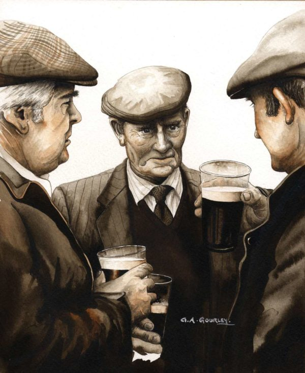 Irish Pub Prints
