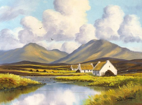 Recess County Galway Print (0162)