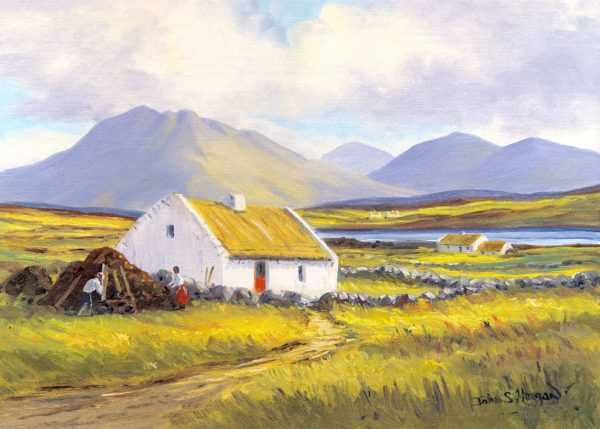 Roundstone Co. Galway Print (0163)