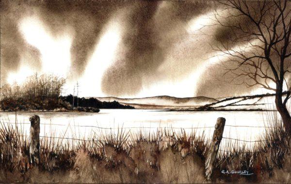 Lough Fea Print (GG002)