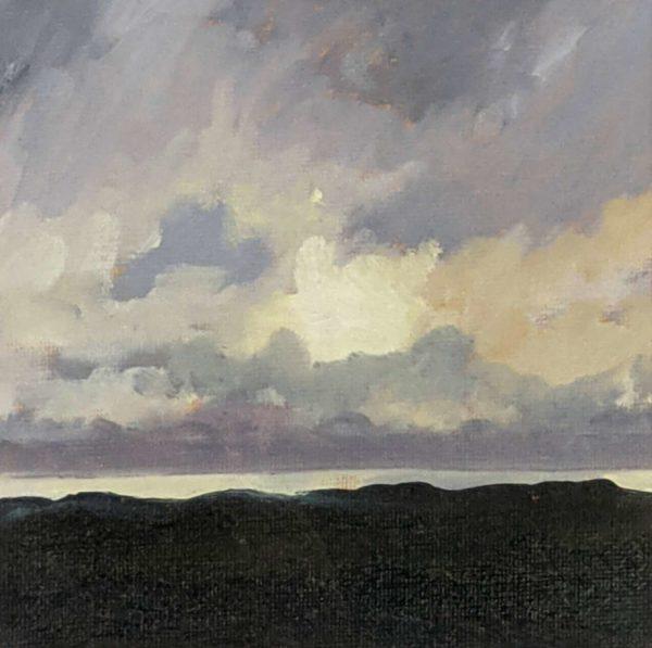 Sperrin Sunset