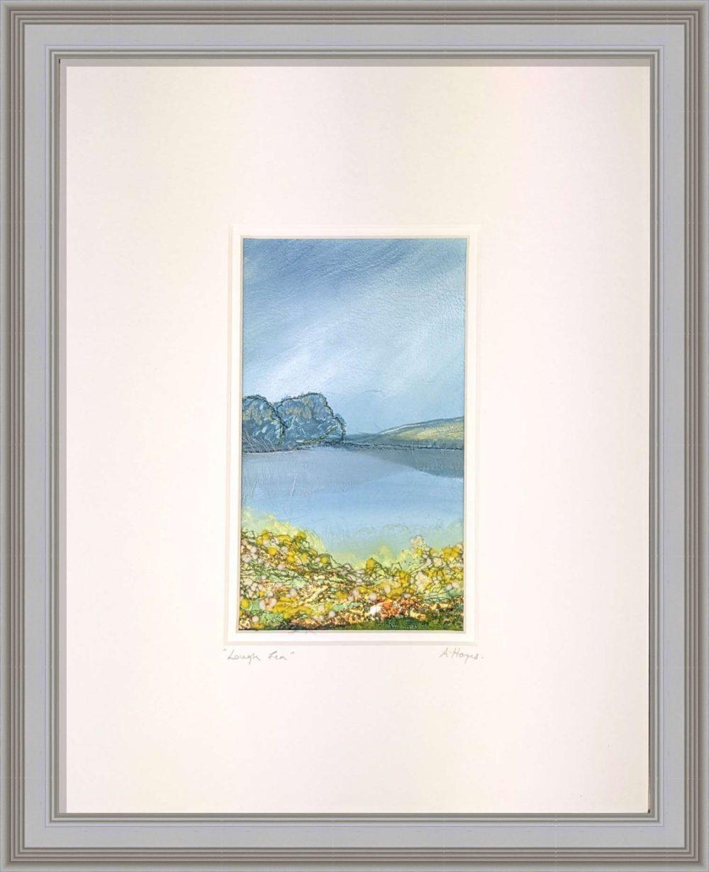 Lough Fea II in Grey Frame