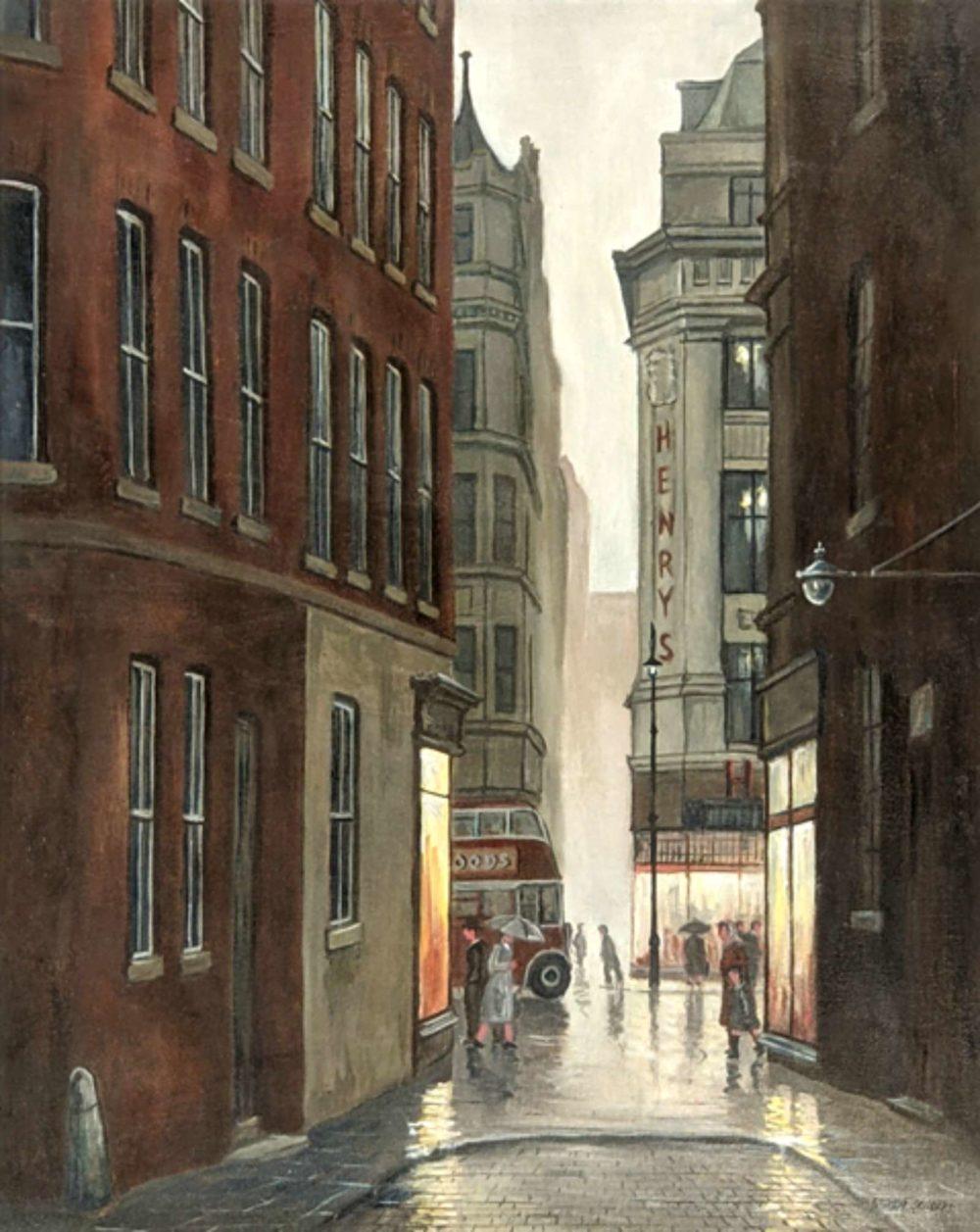 Market Street Manchester 1962