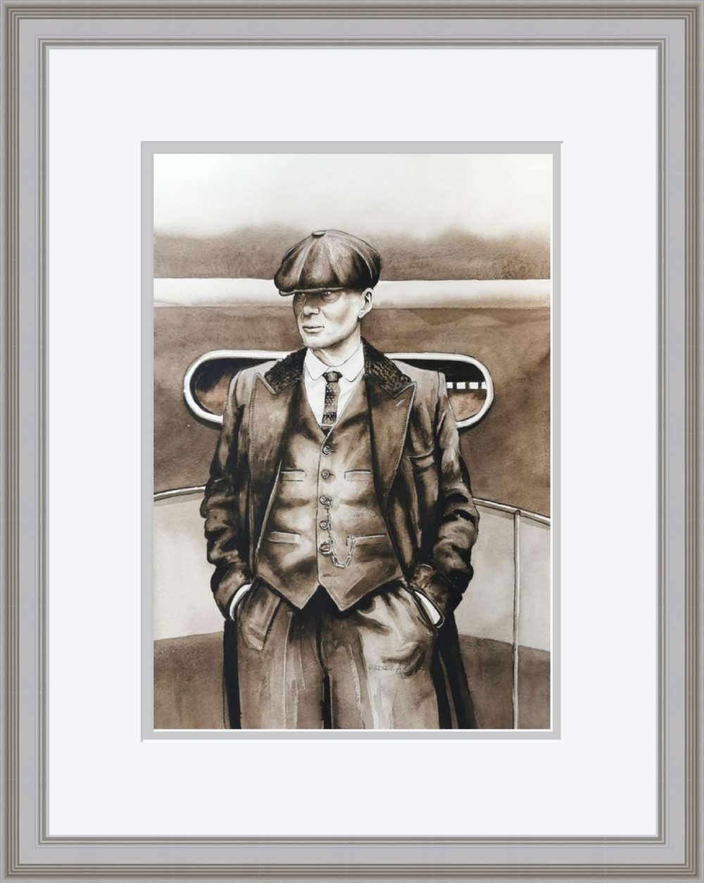 Tommy in Grey Frame