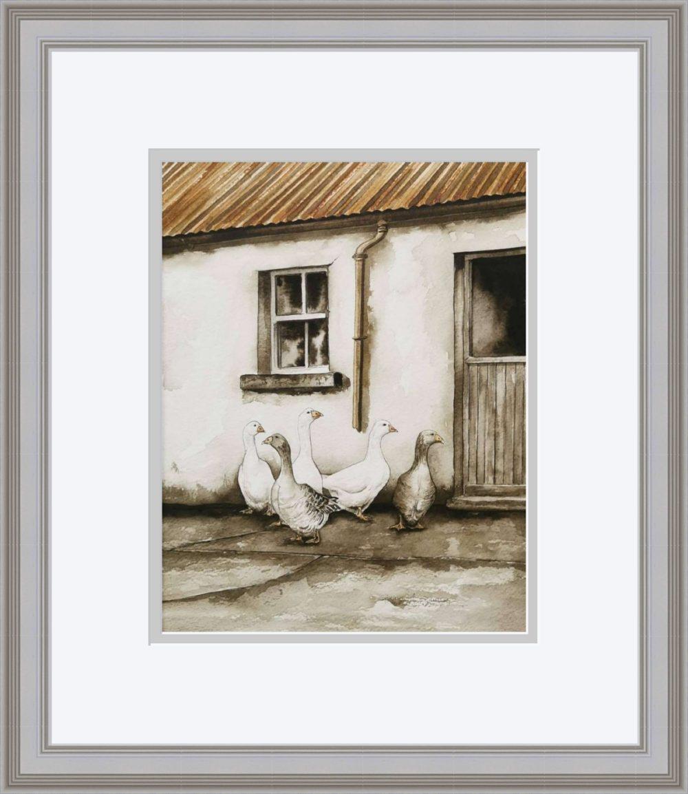 Watermen in Grey Frame