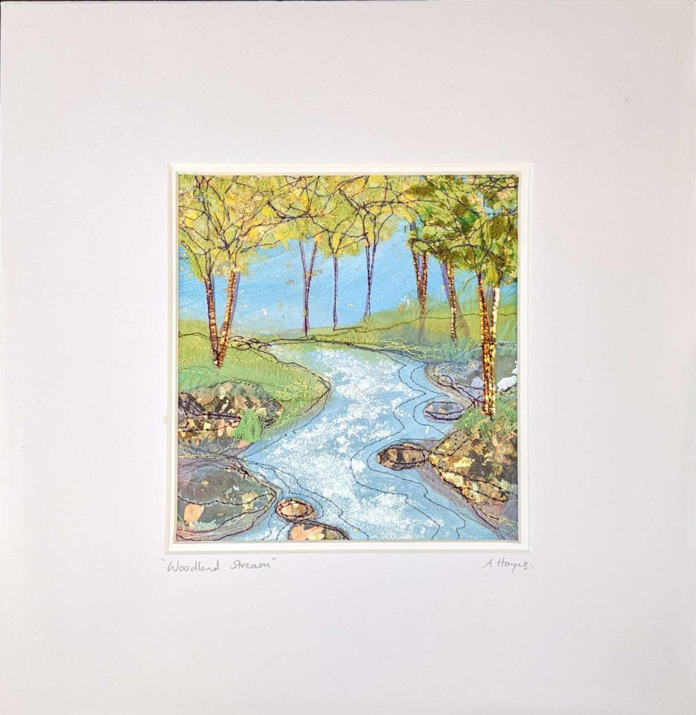 Woodland Stream (000232)