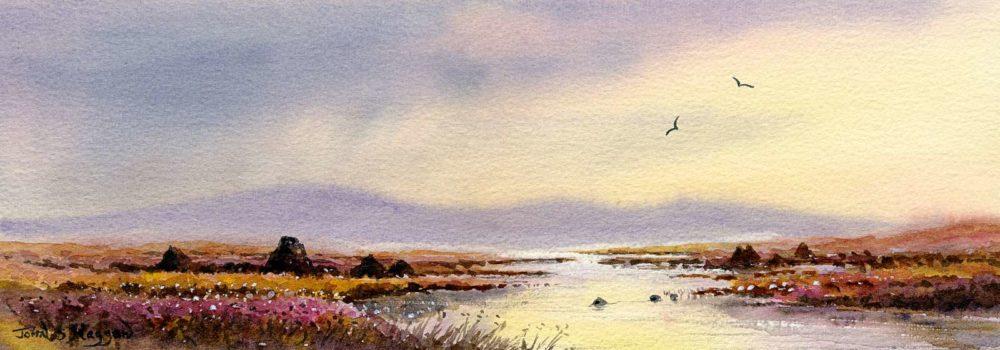 After The Storm Connemara Print (LNG004)